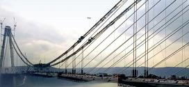 Yavuz Sultan Selim Köprüsü-Üçüncü Boğaz Köprüsü
