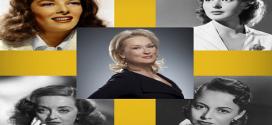 Dünyanın En İyi 5 Kadın Oyuncusu