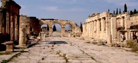 Pamukkale Hierapolis Antik Kenti-Pamukkale Hierapolis Ancient City