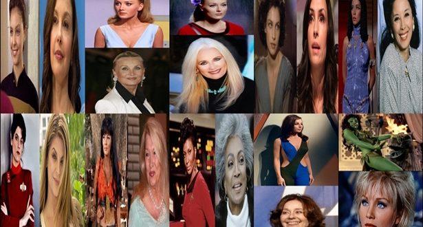 Star Trek Dizisinin Unutulmaz Ünlü Kadın Oyuncuları ve Karakterleri