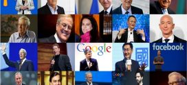 Dünyanın En Zengin 20 İnsanı