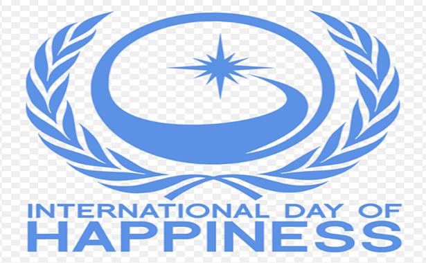 Dünya Mutluluk Günü Logo