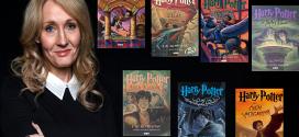 Harry Potter Kitap Serisinin Sıralaması