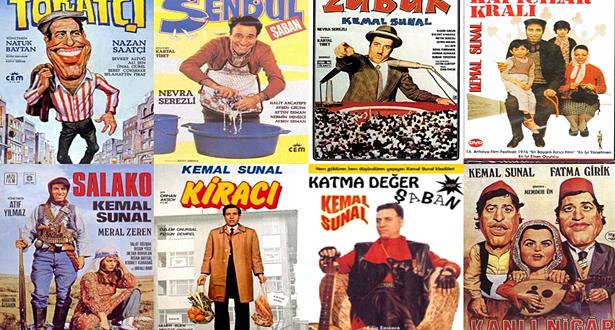 Kemal Sunal Filmleri ve Dizileri