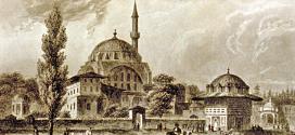 Kılıç Ali Paşa Camii İnşaatında Çalışan İspanyol Yazar