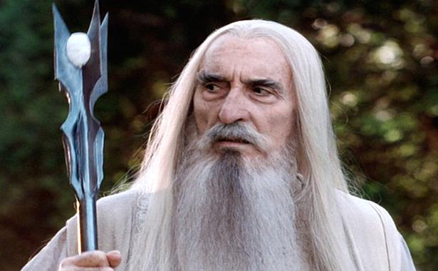 Yüzüklerin Efendisi Saruman