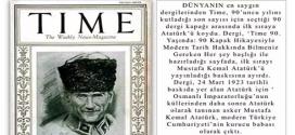 Atatürk Time Dergisine Kaç Kez Kapak Oldu?
