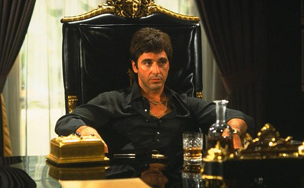 Scarface Al Pacino Tony Montana