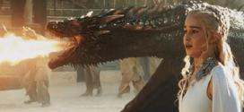 Daenerys Targaryen'ın Ejderhaların İsimleri Nelerdir?