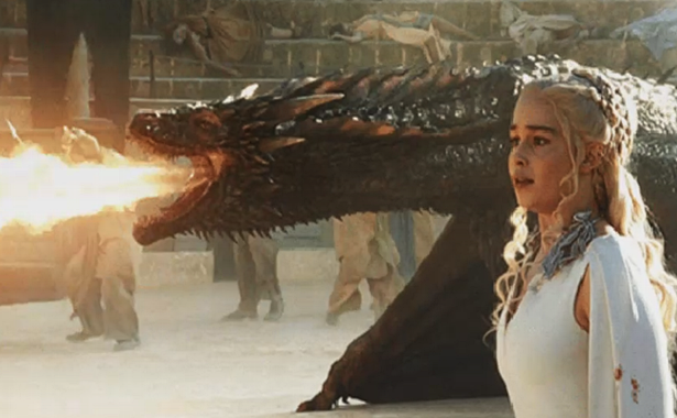 Daenerys Targaryen Ejderhaları