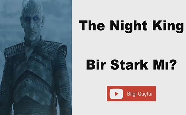 The Night King Gece Kralı Stark