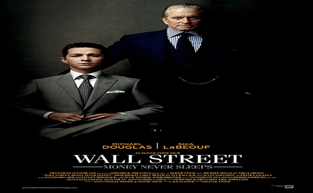 Wall Street Money Never Sleeps Filmi
