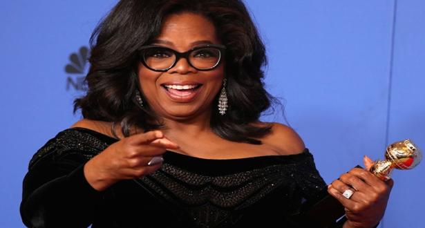 Oprah Winfrey Kısaca Hayatı
