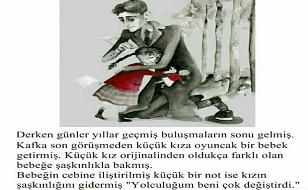 Franz Kafka ve Oyuncak Bebek Hikayesi Oku