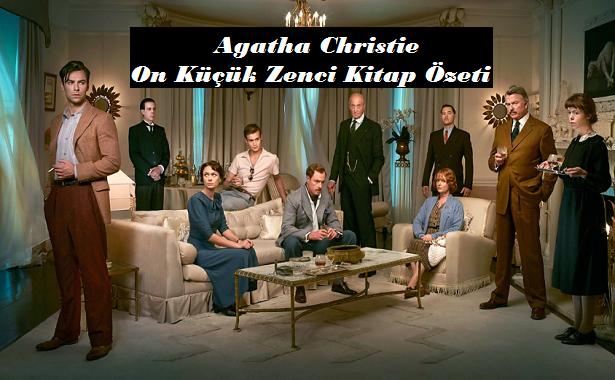 Agatha Christie On Küçük Zenci