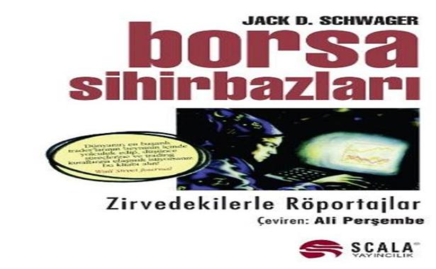 Jack D. Schwager Borsa Sihirbazları
