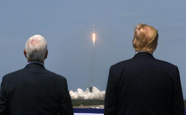 Donald Trump ve Mike Pence
