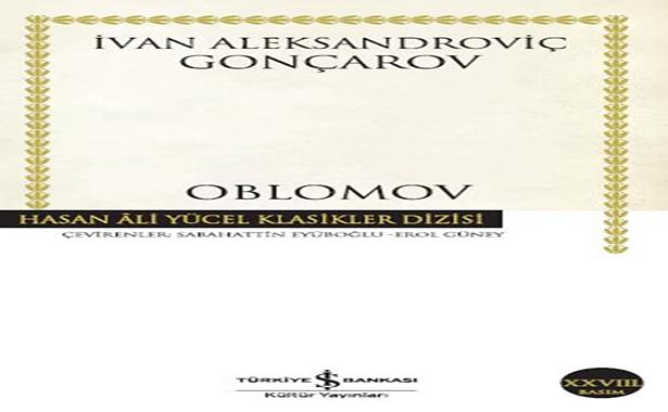 İvan Gonçarov Oblomov Kitap