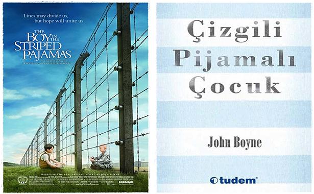 John Boyne Çizgili Pijamalı Çocuk