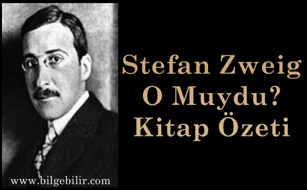 Stefan Zweig O Muydu