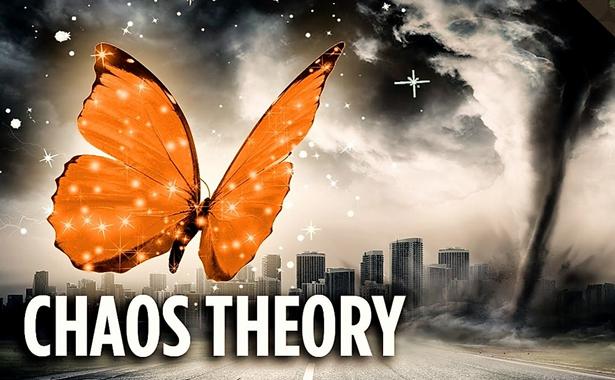Kaos Teorisi Kelebek Etkisi