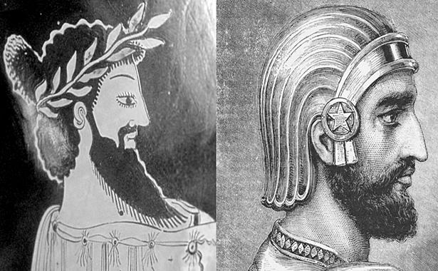 Lidya Kralı Karun Pers Kralı Kiros