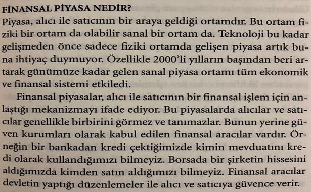 Finansal Piyasa