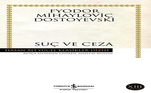 Fyodor Dostoyevski Suç ve Ceza