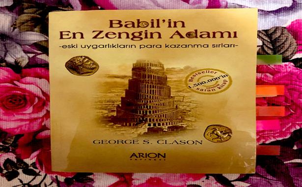 George Samuel Clason Babilin En Zengin Adamı